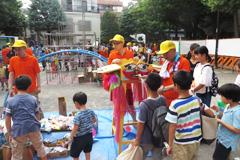 弁天山児童公園夏休み子ども大会