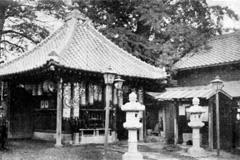 関東大震災以前の銭塚地蔵堂