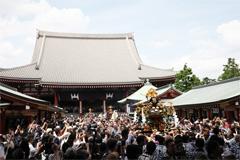 浅草神社例大祭「三社祭」