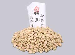 ご希望のご信徒には「福豆」も授与される。
