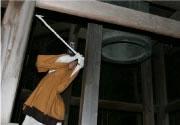 毎朝6時の「時の鐘」