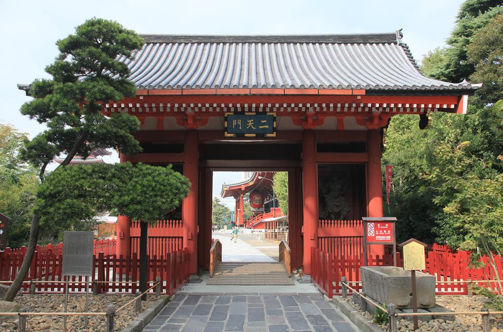 Niten-mon Gate