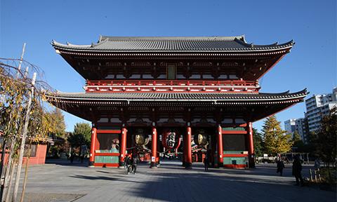 Hozo-mon Gate