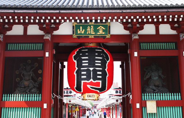Photo:浅草寺