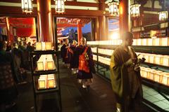 万霊燈籠供養会